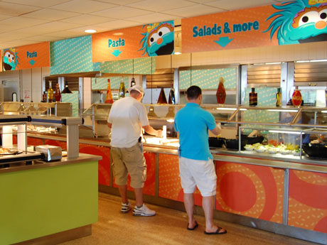 Seaworld San Antonio Restaurants Best