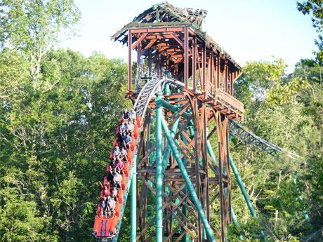 Verbolten roller coaster busch gardens williamsburg - Busch gardens williamsburg rides ...