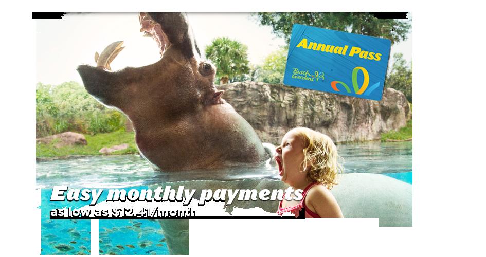 Busch gardens tampa tampa florida theme park attractions - Busch gardens annual pass promo code ...