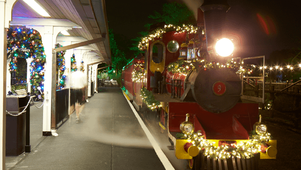 Busch Gardens Christmas Town Tickets.Busch Gardens Ready For Christmas Town