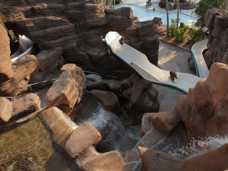 Runaway Rapids Adventure Island Tampa Waterpark